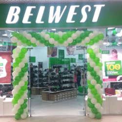 Открытие магазина Белвест